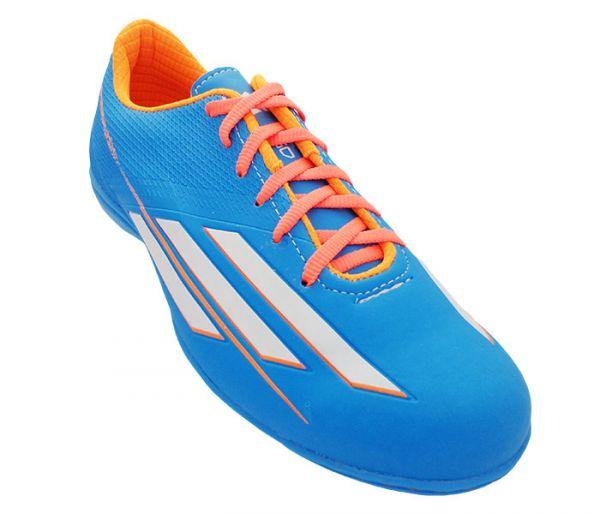 5834b54c02 Chuteira Society Adidas Adizero F50 Azul MOD 11711 - Loja Tudo Tudo